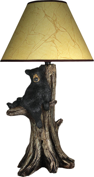 Designer Bear Table Lamp