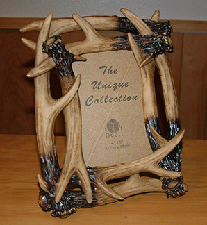 Antler Picture Frame 4 x 6