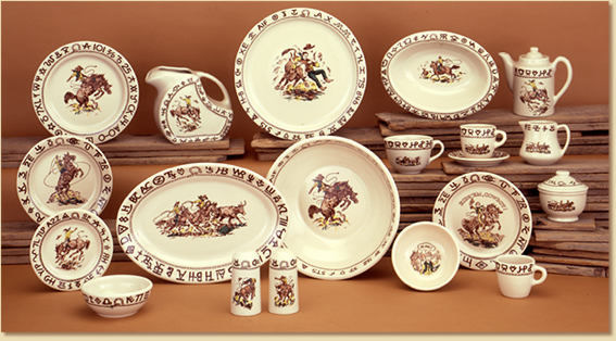 RODEO PATTERN CHINA