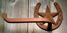 Toilet Paper Holder-Left Opening-( Western Star Collection)