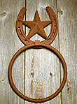 Towel Ring (Western Star Collection)
