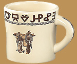 "Boots & Saddle ""Texas"" Mug"