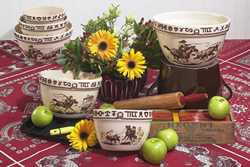 Rodeo Mixing Bowl Set of 3