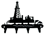 Offshore Oil Rig KeyHook