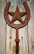 Penny Nail Hook (Western Star Collection)