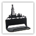 OffShore Oil Rig BC Holder