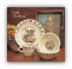 Little Buckaroo Cowboy Dinnerware (SKU: LB00)