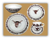 Longhorn Pattern Place Setting