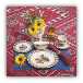 Rodeo Pattern Place Setting