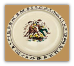 Rodeo Round Serving Platter