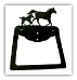 Rodeo Event Towel Ring or Hook