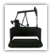 Pump Jack Business Card Holder