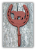 Bear- Penny Nail Hook (Lodge Collection) (SKU: ECPN-BA)