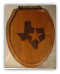 """Don't Mess with Texas !"" Toilet Seat (SKU: Don_t Mess with Tx.)"