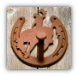 Robe Hook (Bronc Collection) (SKU: BRH)