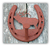 ELK-Robe Hook (Lodge Collection) (SKU: ECRH-ELK)