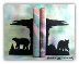 Bears Bookends